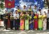 Tập thể cán bộ giáo viên trường TH Tân An 3 trong ngày lễ kỷ niệm ngày nhà giáo Việt Nam 20/11